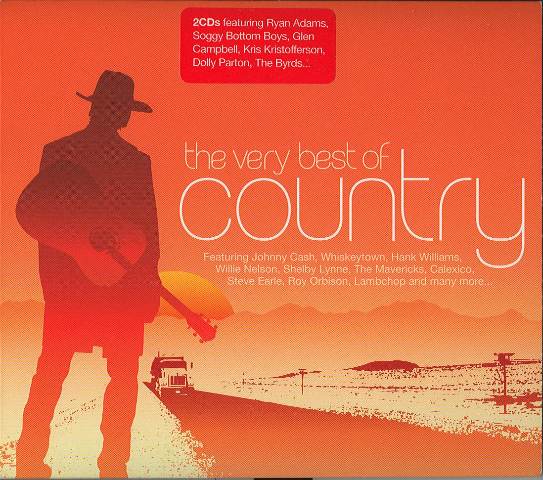 The very best of country music